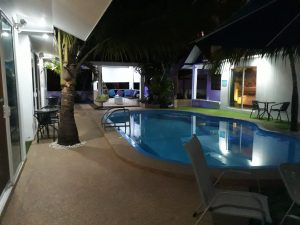 Finding a Hotel in Mahasarakham with a swimming Pool