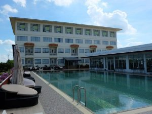 !Taksila hotel with pool Maha sarakham city centre